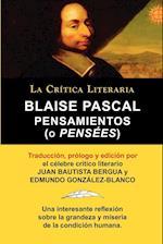 Blaise Pascal af Juan Bautista Bergua, Blaise Pascal