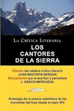 Los Cantores de la Sierra af Juan Bautista Bergua, J Garc a Mercadal