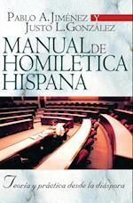 Manual de Homiletica Hispana af Justo L. Gonzalez, Carlos Jimenez