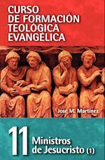 Cft 11 - Ministros de Jesucristo Vol. 1 af Jose Martinez