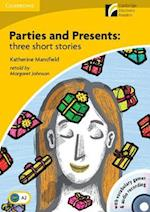 Parties and Presents with CD-ROM/Audio CD af Katherine Mansfield, Margaret Johnson