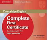 Complete First Certificate for Spanish Speakers Class