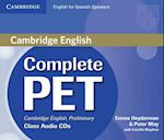 Complete PET for Spanish Speakers Class (Complete..)