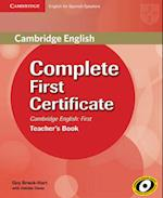 Complete First Certificate for Spanish Speakers
