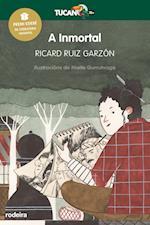 A Inmortal (Premio Edebé Infantil 2017) af Ricard Ruiz Garzon