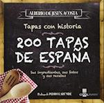 200 Tapas de España /200 Tapas of Spain (Coolinary)