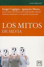 Los mitos de Silvia / The myths of Silvia af Jorge Cagigas