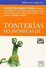 Tonterías económicas III af Carlos Rodriguez Braun