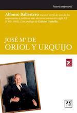 Jose M de Oriol y Urquijo af Alfonso Ballestero