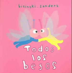 Bog, hardback Todos Los Besos / All the Kisses af Pierrik Bisnski