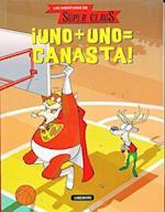 ¡Uno más uno canasta!/ One Plus One Equals Basket! (Las Aventuras De Super Claus)