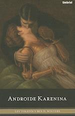 Androide Karenina af Lev L'Vovic Tolstoi, Ben H. Winters