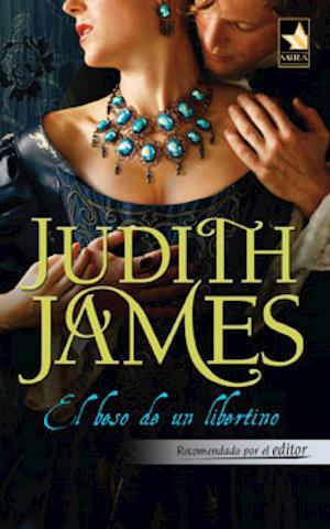 El beso de un libertino af Judith James