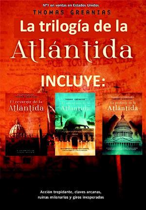 Pack trilogía de la Atlántida