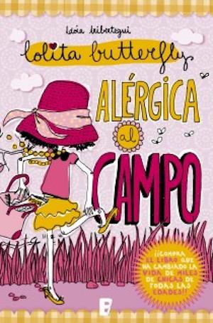 Alérgica al campo
