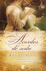 Acordes de seda af Ana Iturgaiz