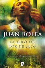 El oro de los jíbaros af Juan Bolea