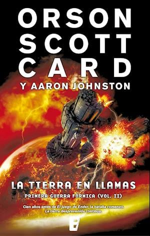 La tierra en llamas af Card, Johnston