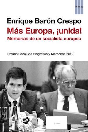 Más Europa, !unida!