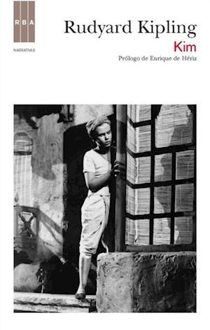 Kim af Rudyard Kipling