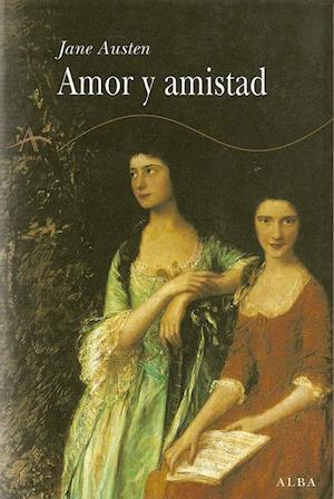 Amor y amistad af Jane Austen