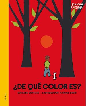¿De qué color es? af Suzanne Gottlieb