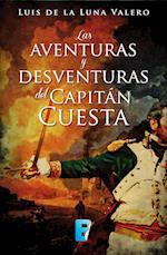 Las aventuras del Capitán Cuesta af Luís De La Luna Valero