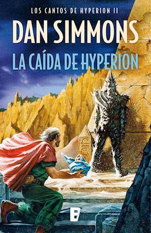 La caída de Hyperion af Dan Simmons