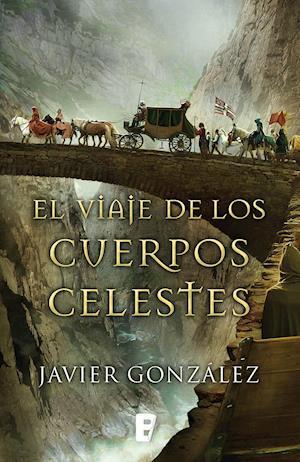 El viaje de los cuerpos celestes af Javier Gonzalez