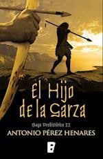 El hijo de la garza af Antonio Perez Henares
