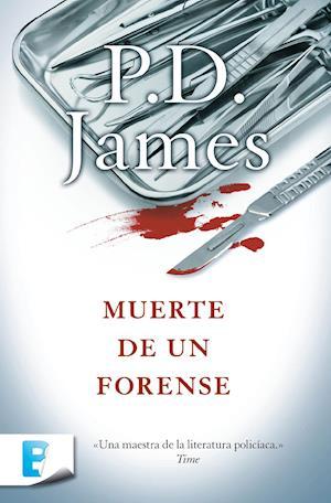 Muerte de un forense af P.D. James