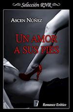 Amor a sus pies, Un (Selección RNR - Erótica) af Ascen Núñez