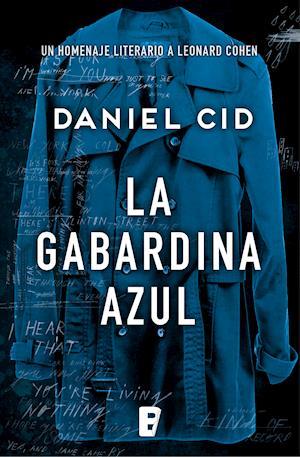 La gabardina azul af Daniel Cid