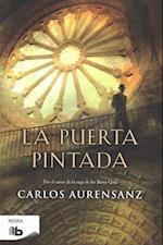 La puerta pintada / The Painted Door af Carlos Aurensanz