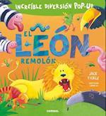 El león remolón / The Very Lazy Lion (Libros Cu Cu Sorpresa)