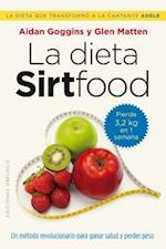 La dieta Sirtfood / The Sirtfood Diet