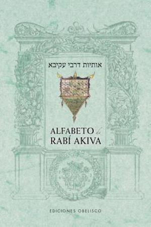 Bog, paperback Alfabeto de Rabi Akiva / Alphabet of Rabbi Akiva af Rabi Akiba