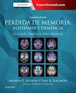 Perdida de memoria, Alzheimer y demencia + ExpertConsult af Andrew E. Budson, Paul R. Solomon