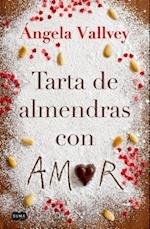 Tarta de Almendras con amor / Almond Cake With Love af Angela Vallvey