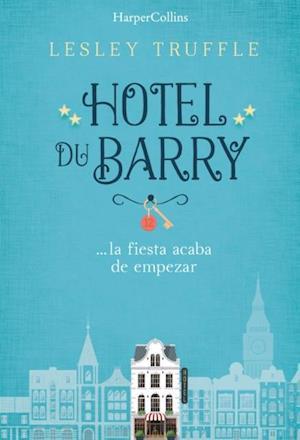 Hotel du Barry af Lesley Truffle