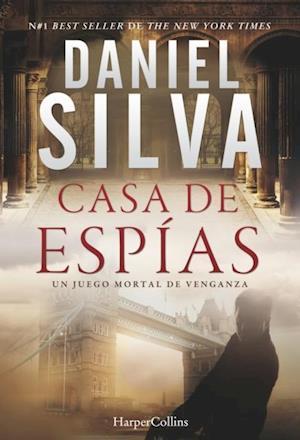 Casa de espías af Daniel Silva