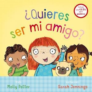 Bog, hardback ¿Quieres ser mi amigo? / Will you be my Friend? af Molly Potter