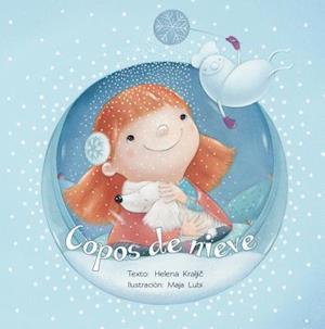 Bog, hardback Copos de nieve / Snowflakes af Helena Kraljic