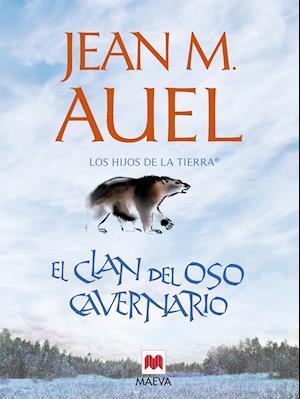 El clan del oso cavernario af Jean Marie Auel