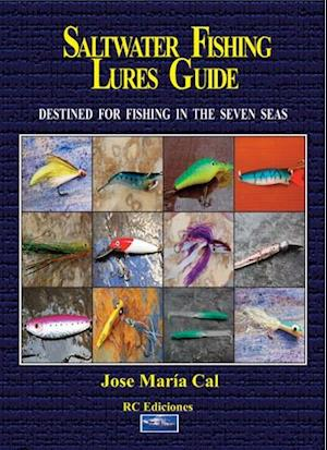 Saltwater fishing lures guide
