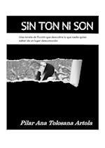 Sin ton ni son af Pilar Ana Tolosana Artola