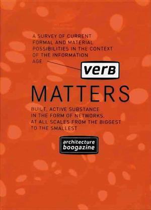 Bog, paperback Verb Matters af Manuel Gausa