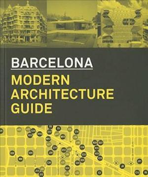 Bog, paperback Architecture Guide to Barcelona af Manuel Gausa