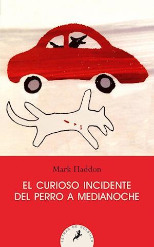 Bog, paperback Curioso Incidente del Perro a Medianoche, El af Mark Haddon