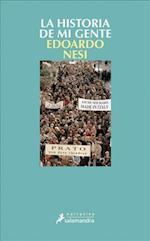 Historia de Mi Gente, La af Edoardo Nesi